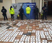 Ecuador combate al narcotráfico con apoyo de EE. UU.