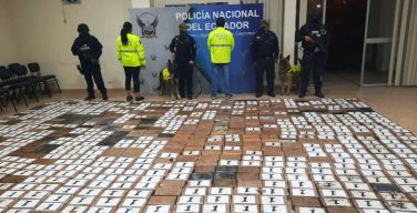 Ecuador Combats Narcotrafficking with US Support