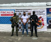 Leader of Criminal Group Alias Cristian Grande Captured in Colombia