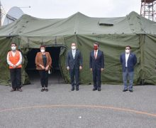 Estados Unidos entregam doação à Guatemala para o combate à COVID-19