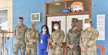 SPMAGTF Marines, JTF-Bravo donate critical supplies to Trujillo in Honduras