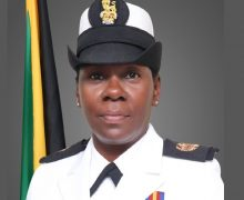 First Female Force Sergeant Major in Jamaica Inducted into WHINSEC's Hall of Fame