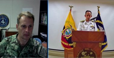 US 4th Fleet and Ecuador Navy Prepare for UNITAS 2020