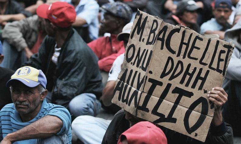 The Venezuelan Migration and the Maduro Regime