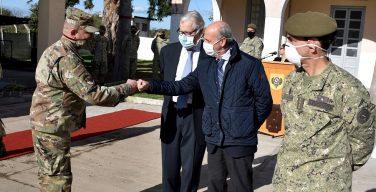 Ante la pandemia de COVID-19, la asistencia humanitaria de SOUTHCOM en Uruguay y la región refleja amistad y se orienta a poblaciones vulnerables