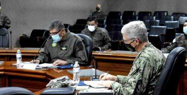 Asociación y confianza: Comandante de SOUTHCOM visita Base Aérea Soto Cano en Honduras