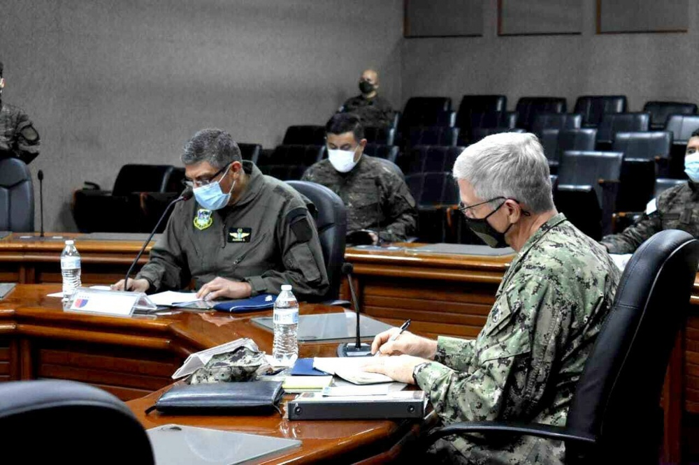 Partnership and Trust: SOUTHCOM Commander Visits Soto Cano Air Base in Honduras