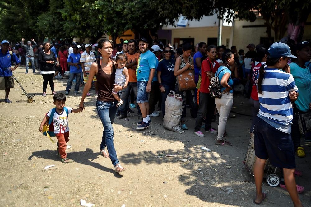 USAID destinará US$ 1,17 milhão para prestar assistência aos venezuelanos
