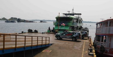 New River Base and National Force Agents Strengthen Fight Against Crimes in Brazil's Amazonas