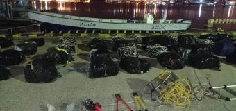 Marinha da Colômbia firme contra o narcotráfico no Pacífico e no Caribe