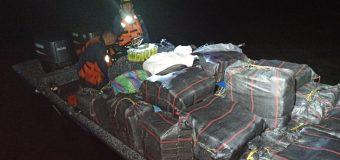 Marinha da Colômbia apreende mais de 2,6 toneladas de drogas
