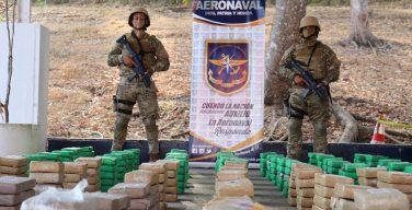 Panamá apreende 3,7 toneladas de cocaína nos primeiros dias de outubro