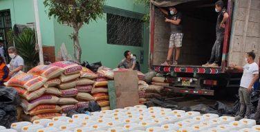 Perú: Fuerzas Armadas y Policía Nacional realizan operaciones conjuntas contra el narcotráfico