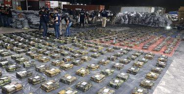 Paraguai realiza apreensão recorde de cocaína