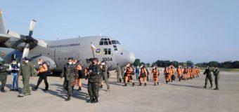Colombia Extends Hand to Honduras Following Hurricane Eta