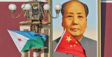 Postura militar global da China: lugares, não bases