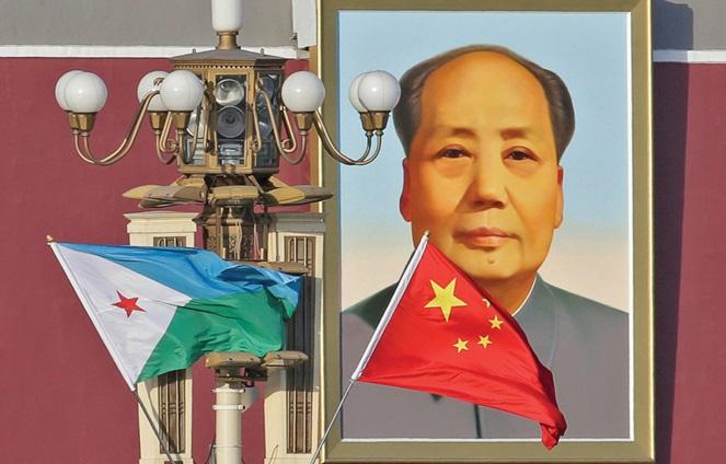 La postura militar de China a nivel mundial: lugares, no bases