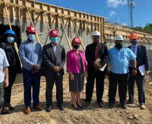 Embajada de los EE. UU. dona USD 6 millones a centros de operaciones de emergencia en Granada y Carriacou