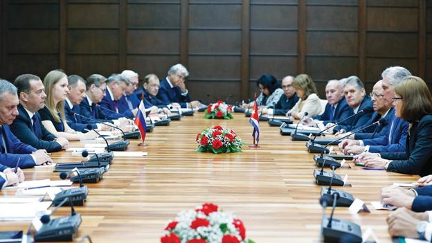 Análisis de la política militar rusa en Latinoamérica
