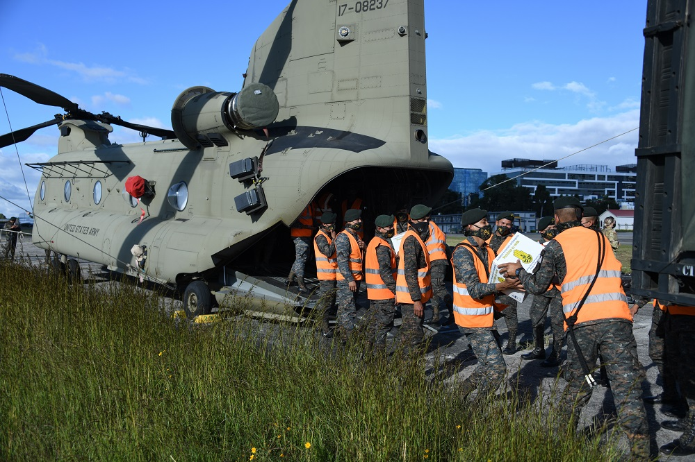 JTF-Bravo Resumes Support Operations in Honduras and Guatemala