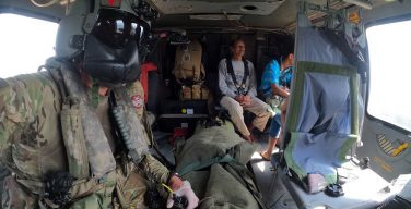 JTF-Bravo Saves Lives in Areas Devastated by Hurricane Eta in Honduras and Guatemala