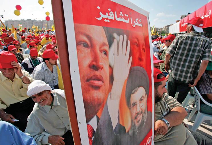 Hezbollah Presence Means Venezuela Is a Global Problem