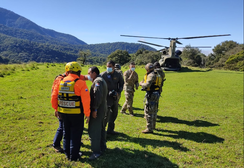 JTF-Bravo Supports Rescue Operations in Panama after the Devastation of Eta