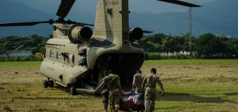 Central America Receives US Support following Hurricane Emergencies