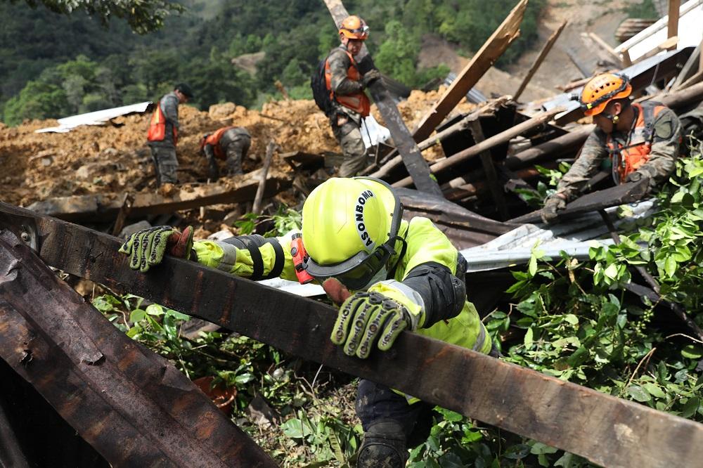 EUA anunciam US$ 120 mil em assistência humanitária e suprimentos adicionais para vítimas da tempestade