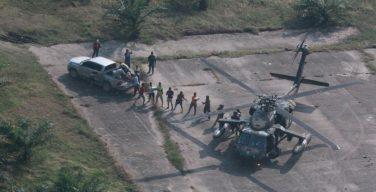 USS William P. Lawrence Joins Hurricane Eta Relief Efforts in Honduras