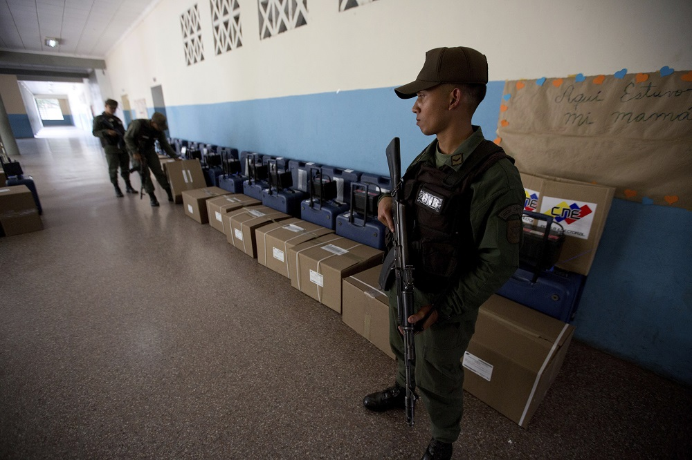OAS: Elections in Venezuela Will Not Be Free and Fair