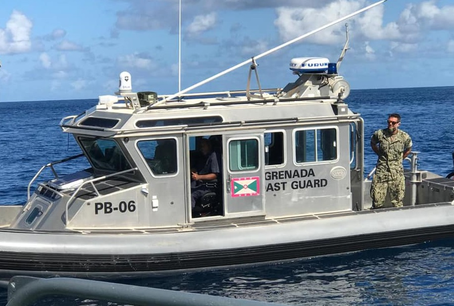 US-Funded Upgrades Bring Grenadian Coast Guard Fleet to Full Strength