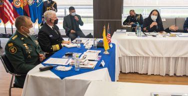 Breaking the Glass Ceiling: Women, Peace, and Security Roundtable in Colombia