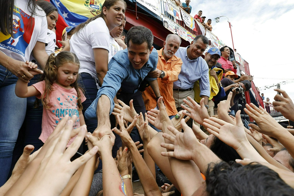 The Two Choices for Venezuela's Future