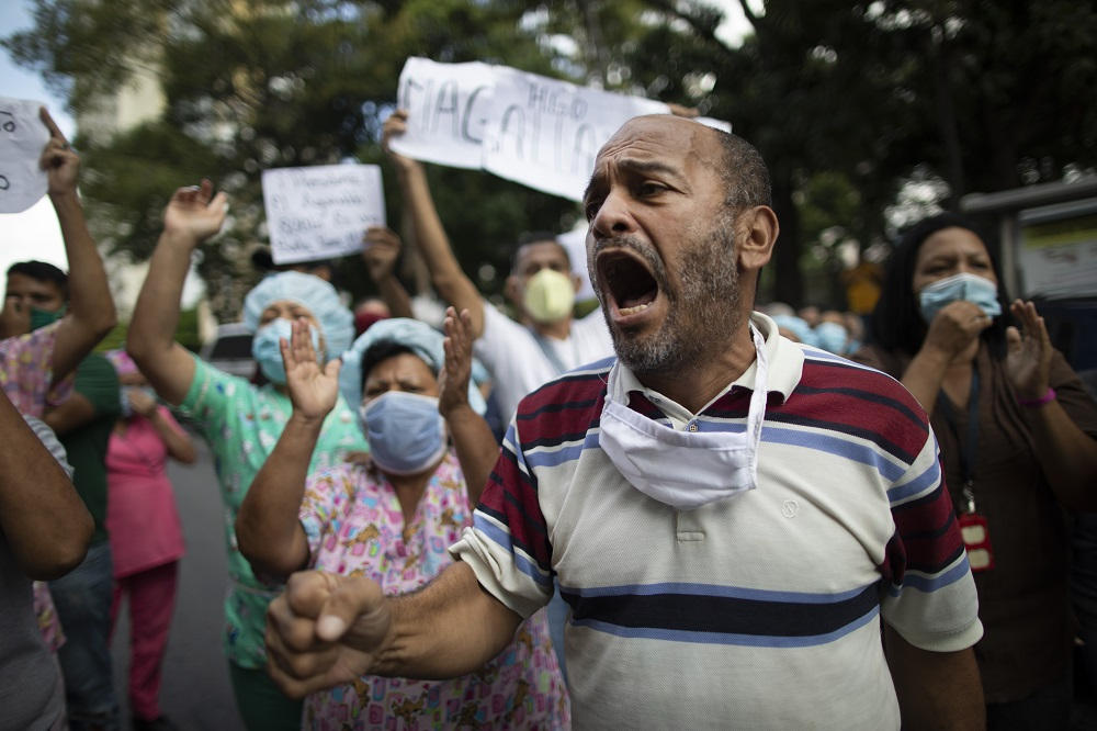 A Living Wage for Health Care Workers in Venezuela
