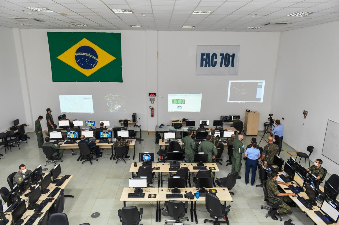 Brazil: Armed Forces Carry Out Anti-Aircraft Shield Joint Training Operation