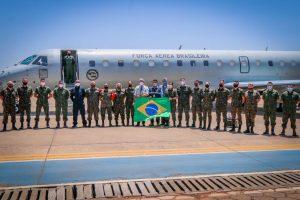Personal militar de salud de las Fuerzas Armadas brinda atención médica a indígenas en el noreste de Brasil