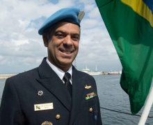 Brazilian Navy's Blue Helmets Conclude Work at UNIFIL