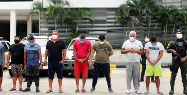 Colombian Navy, National Police Disrupt Narcotrafficking Ring in the Caribbean