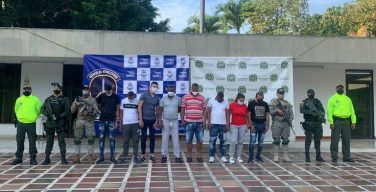 Mafia Hideout with $2.3 Million in Cash Found in Colombia