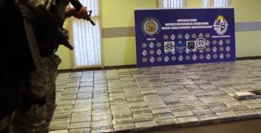 Uruguay Dismantles Narcotrafficking Organization