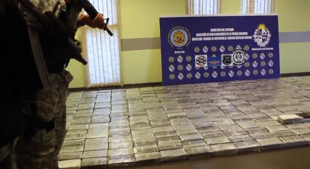 Uruguay Dismantles Narcotrafficking Organization