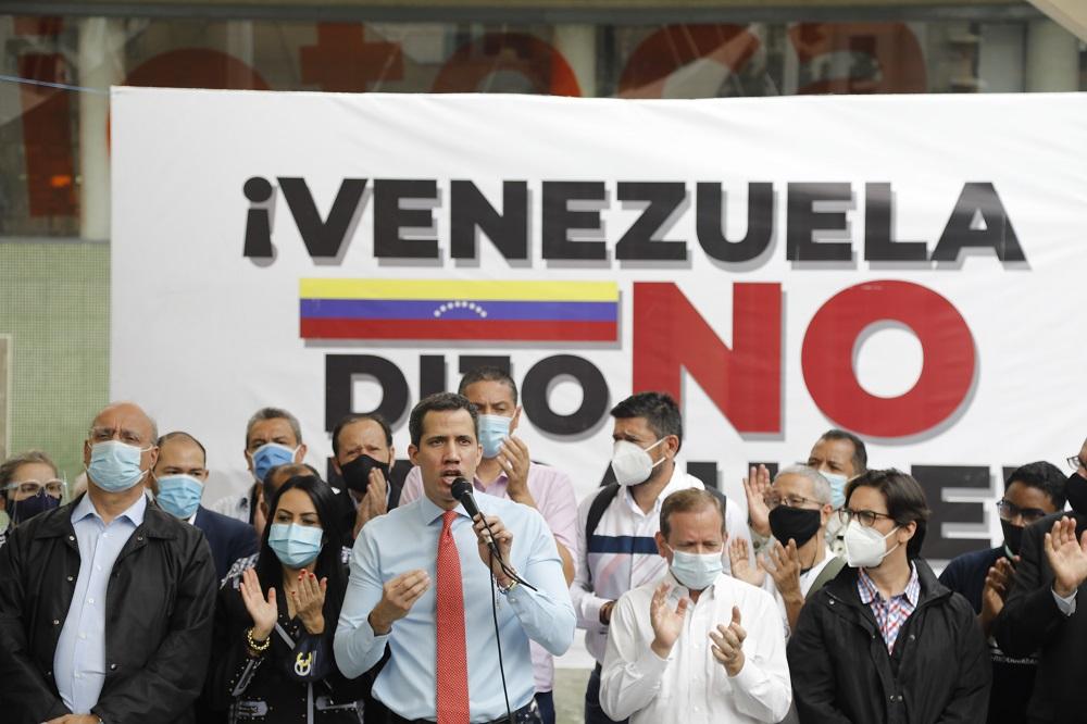The United States Condemns Venezuela's Fraudulent Legislative Elections