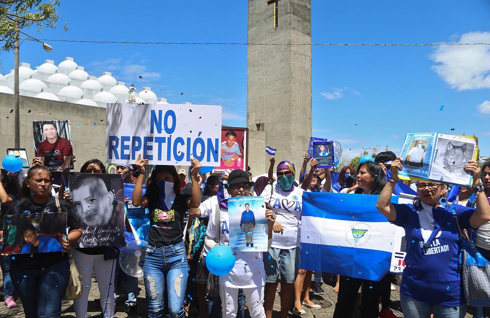Nicaraguan Regime Keeps at Least 113 Political Prisoners