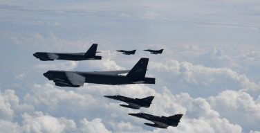 US B-52H Train with Colombian Air Force, Ecuadorean Navy