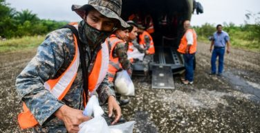 JTF-Bravo Assets Return from Guatemala, Continue Relief Support in Honduras