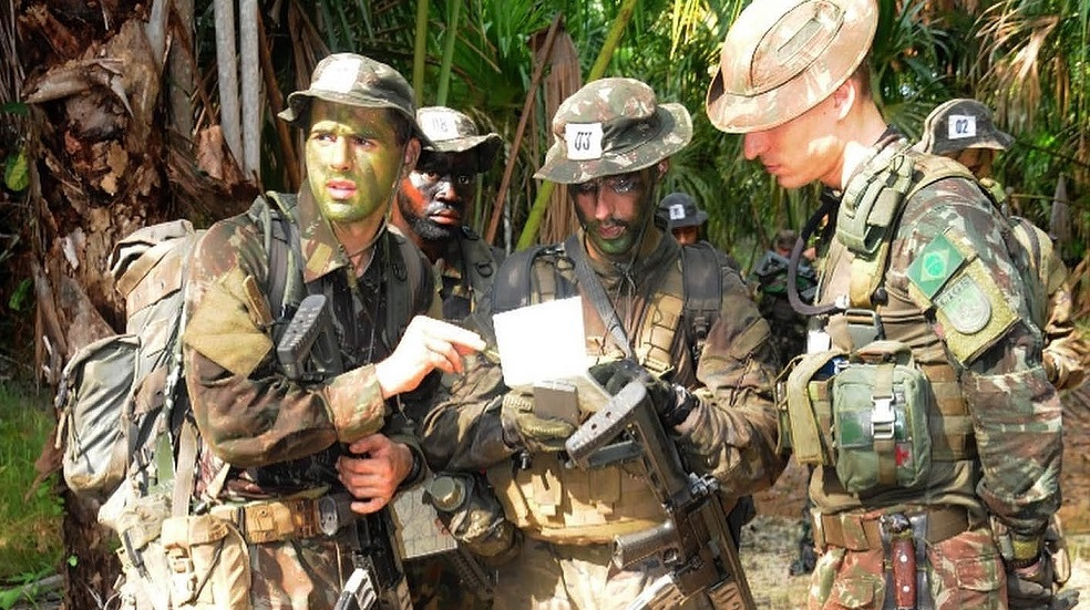 NY Air Guard Senior Airman Graduates from Brazil's Tough Jungle Warfare School