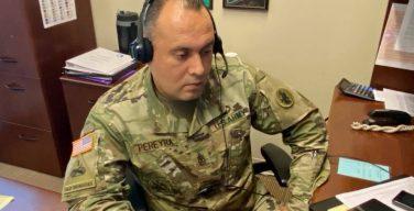 Ejércitos de los EE. UU. y Colombia finalizan evento virtual PISAJ14