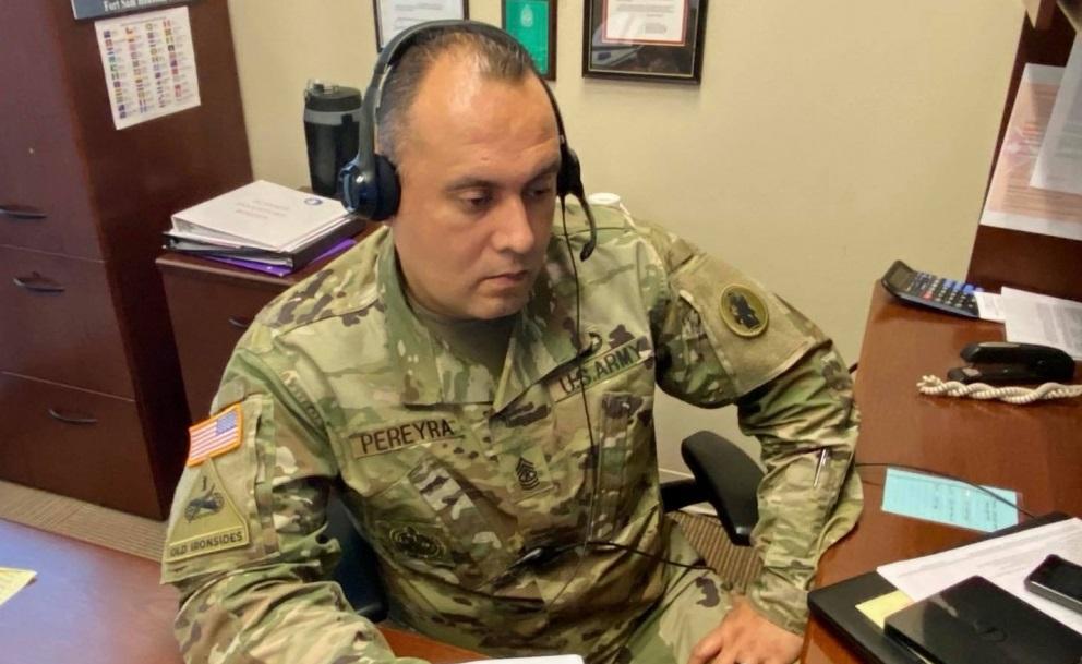 US, Colombian Armies Conclude Virtual PISAJ14