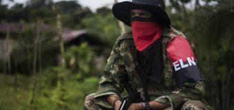 Muere comandante insurgente colombiano del ELN en operación militar